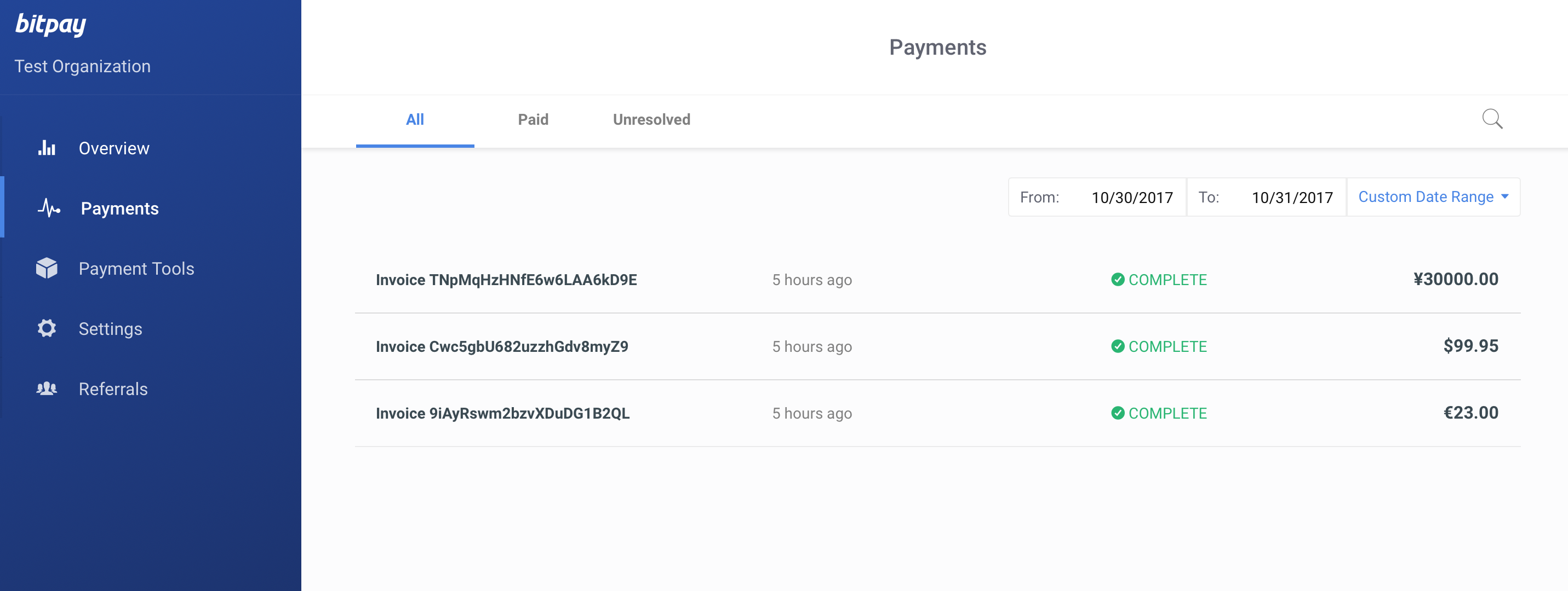 How Do I Refund A Fully Paid Invoice BitPay Support - Invoice to go support
