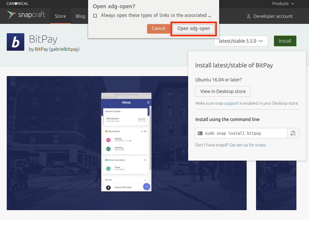 How to install the BitPay Wallet – BitPay Support