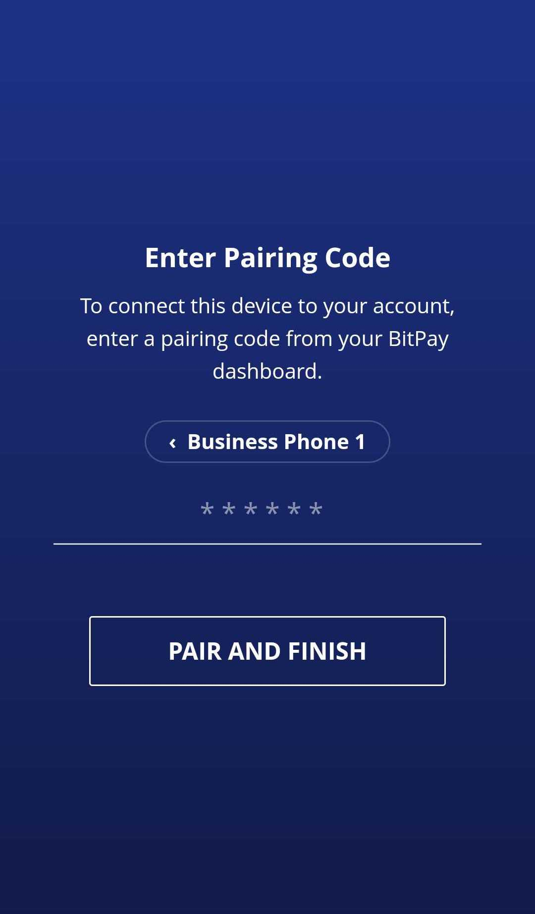 BitPay Products and Their Passwords – BitPay Support