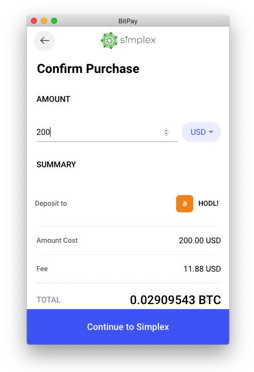 How Do I Buy Crypto Through Simplex Bitpay Support